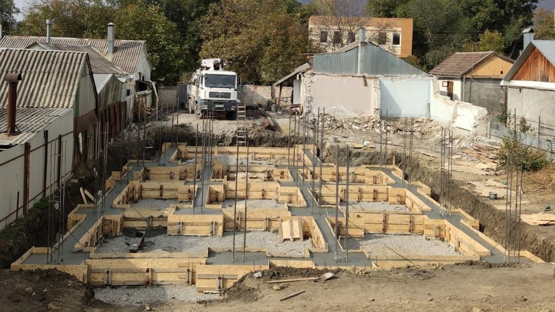 Бетон проект сайт бетон сибирь барнаул