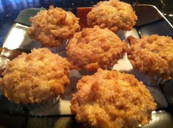 Banana Crumb Mini Muffins Recipe