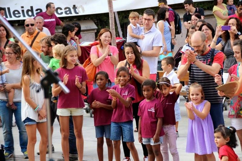Festa infantil i taller balls tradicionals a Sant Llorenç  20-09-14 - IMG_4202.jpg
