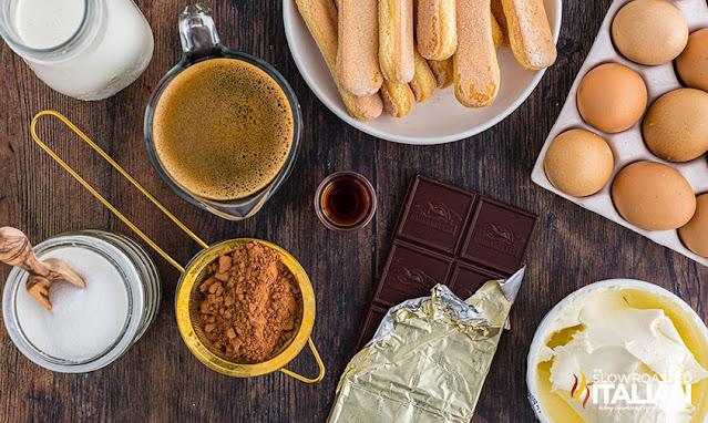 best tiramisu recipe ingredients