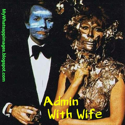 Admin With Wife