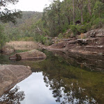 Glenbrook Ck below Martins Lookout (147381)
