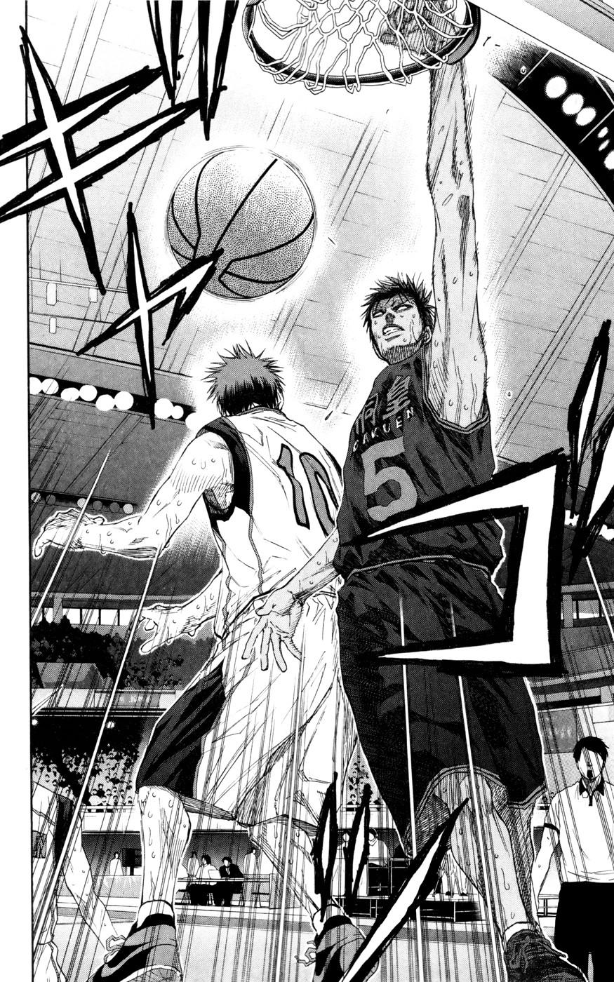 Kuroko no Basket Manga Chapter 127 - Image 16