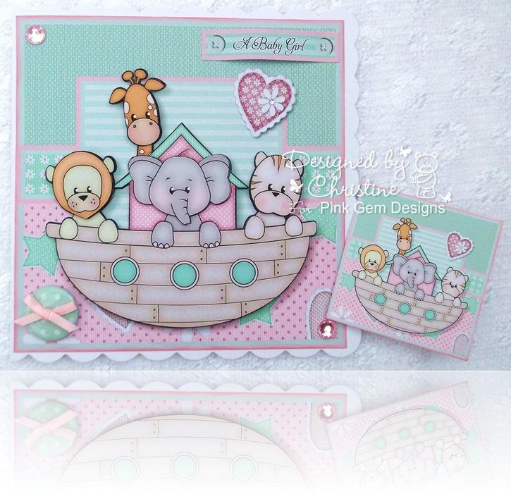PG insp. baby girl ark