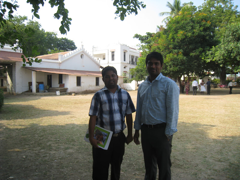 TeNA contributed generator to RDF school, Kalleda, Warangal, AP