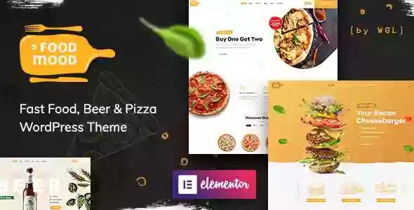 Foodmood v1.0.2 – Cafe & Delivery WordPress Theme