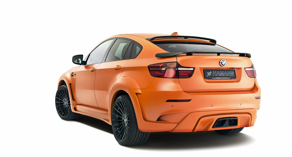 Hamann-BMW-X6 M-2