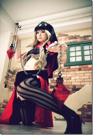 odin sphere cosplay - velvet