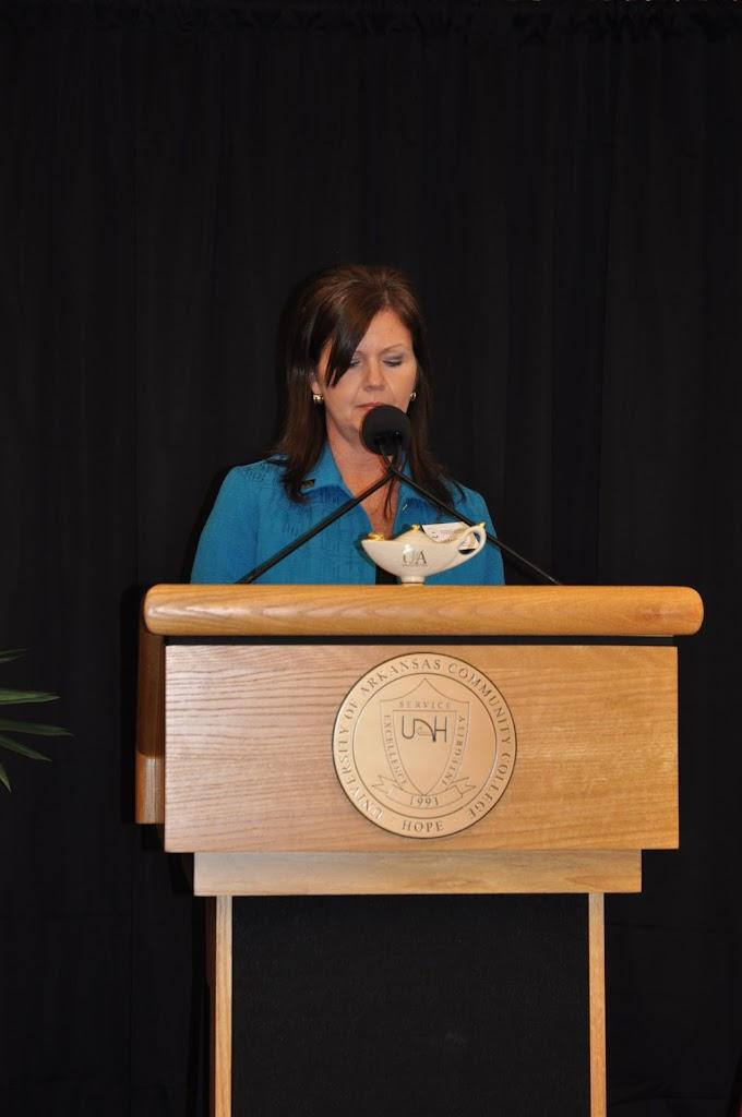 UACCH ARNEC Nurse Pinning Ceremony 2011 - DSC_0037.JPG