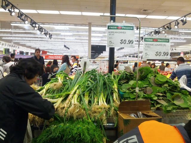 H Mart Crabs H Mart Grand Opening -...