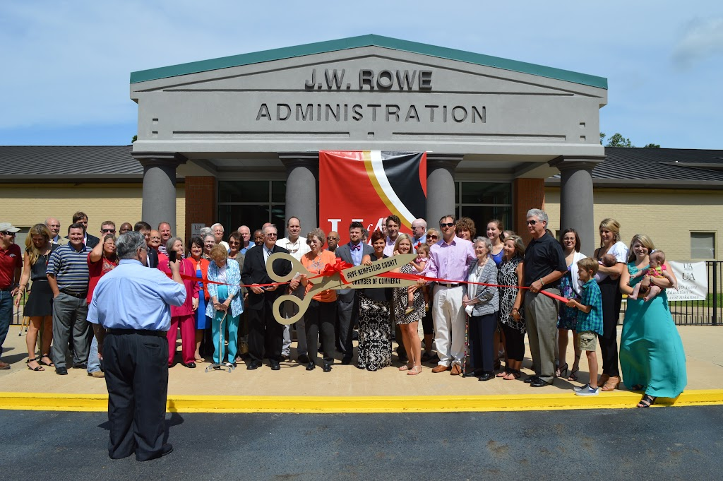 Mr. J.W. Rowe Administration Building Dedication - DSC_8213.JPG