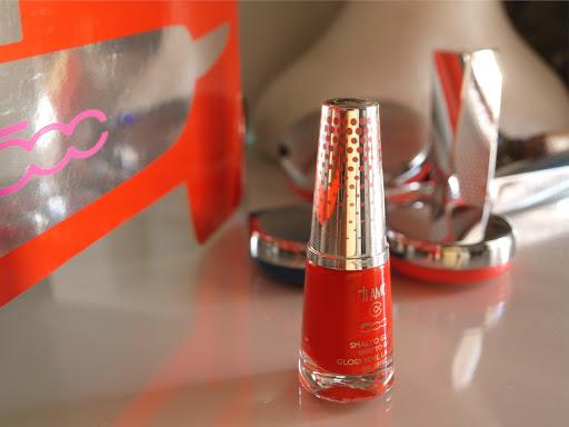 Collistar Ti Amo 500 nail polish