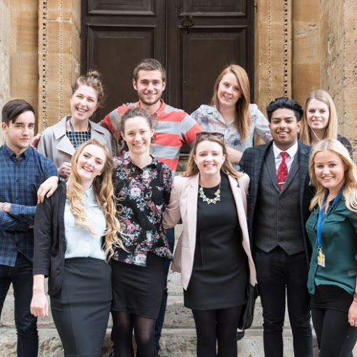 Making the News!  - University of Oxford Apprentices