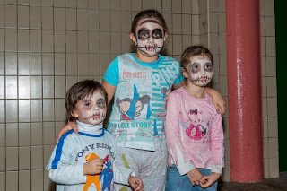 AMPA. Fiesta Halloween