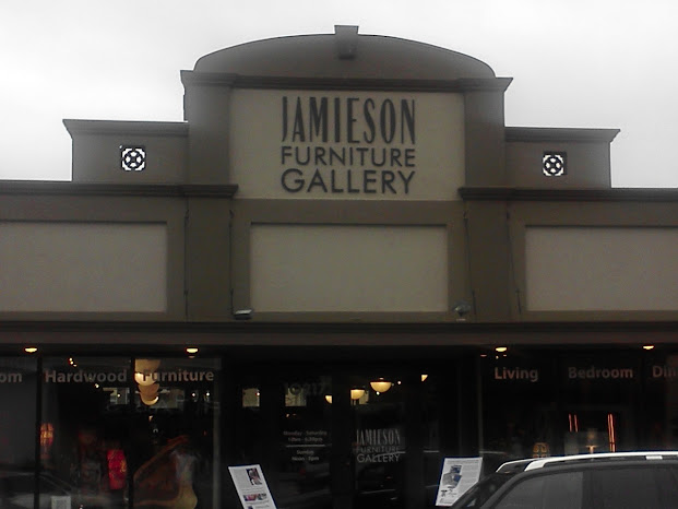 Jamieson Furniture Gallery storefront