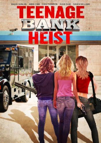 Filme Poster Assalto Adolescente ao Banco DVDRip XviD & RMVB Dublado