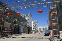 Rue Yifeng Dalu : nouvelles résidences