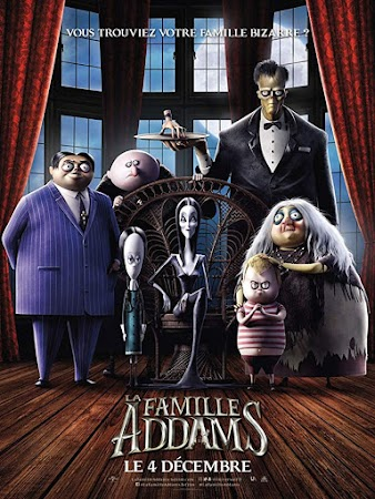 Poster Of Hollywood Film Watch Online The Addams Family 2019 Full Movie Download Free Watch Online 300MB