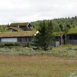 Nabij Røsslyngsetra Kafé (Gala) langs de Peer Gyntweg