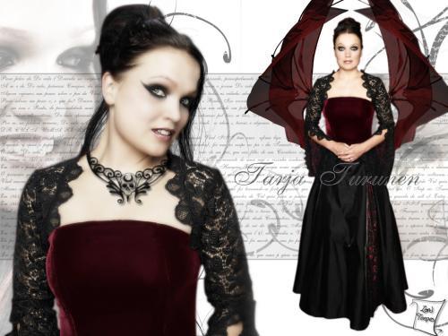 Tarja Turunen 1, Gothic Girls