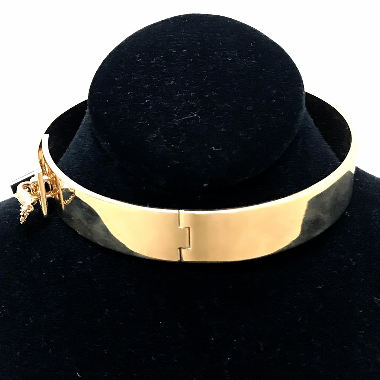 Eddie Borgo NEW Gold Safety Chain Choker