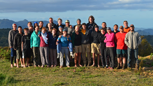 Coromandel Peninsula: Pilgrimage DTS 2014