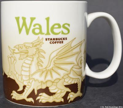 United Kingdom - Wales / Cymru www.bucksmugs.nl