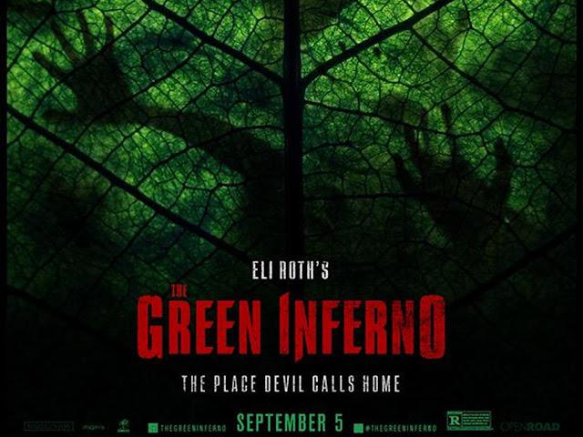 Κανίβαλοι (The Green Inferno) Wallpaper