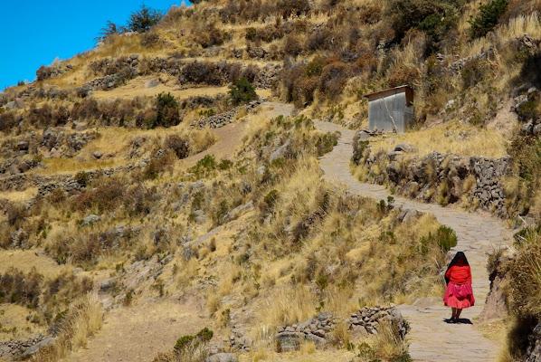 I sentieri di Taquile di FrancescoPalladino