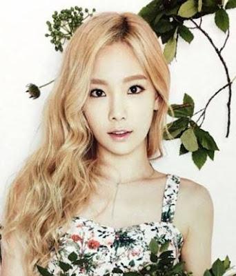 Foto Leader SNSD - Taeyeon