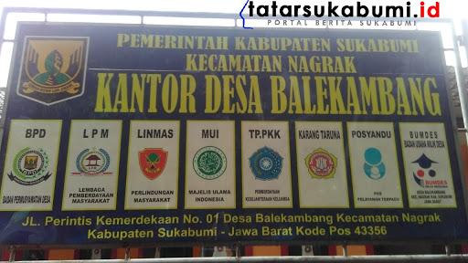 Penetapan Ganti Rugi Tol Bocimi Masuki Wilayah Kecamatan Nagrak