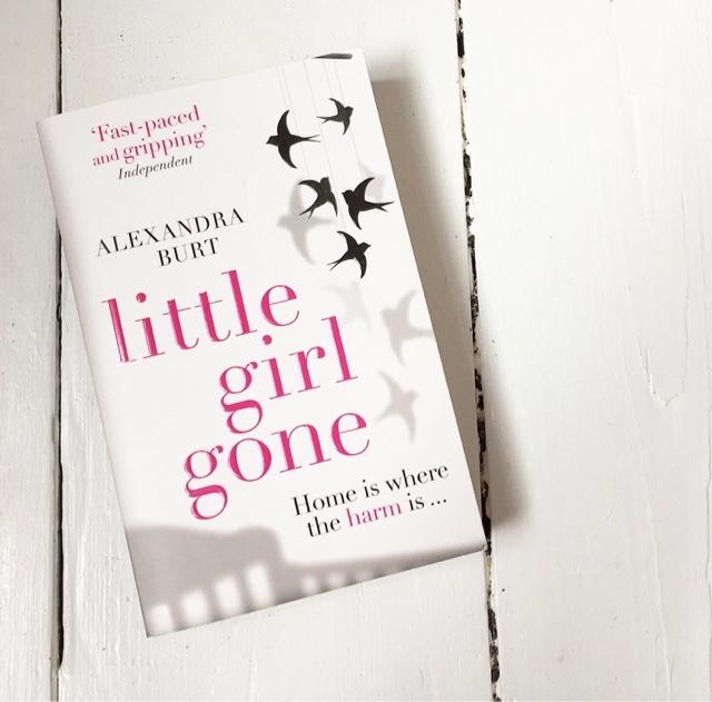 Book Review: Little Girl Gone by Alexandra Burt