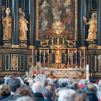 Pfingstsonntag - Pontifikalamt - Stiftskirche Wilten - 24.05.2015