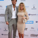 OIC - ENTSIMAGES.COM - James Lock and Danielle Armstrong at the Ben Cohen's StandUp Gala in London 21st May 2015  Photo Mobis Photos/OIC 0203 174 1069