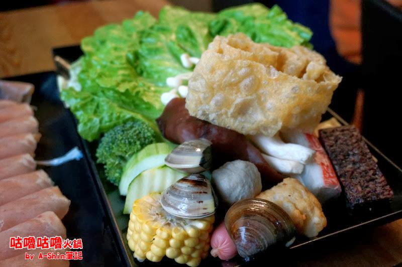 咕嚕咕嚕火鍋館 台中東海商圈假日吃午餐何處去?巷仔內美食餐廳:咕嚕咕嚕火鍋館 挺不賴。