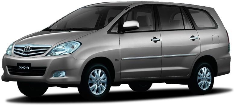 Warna Toyota New Kijang Innova Baru
