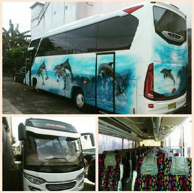 Sewa Bus Semarang, Jogja, Solo