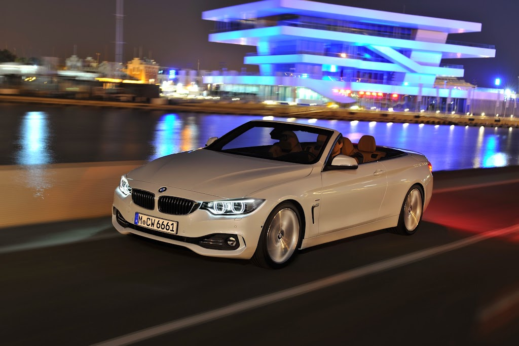 2014 BMW 4 Series Convertible 6190