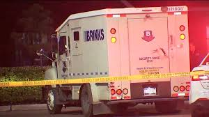 Armored Truck Driver Robbed In Chicago