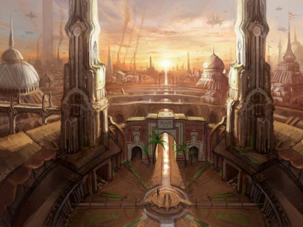 Beautiful Oasis, Magick Lands 2