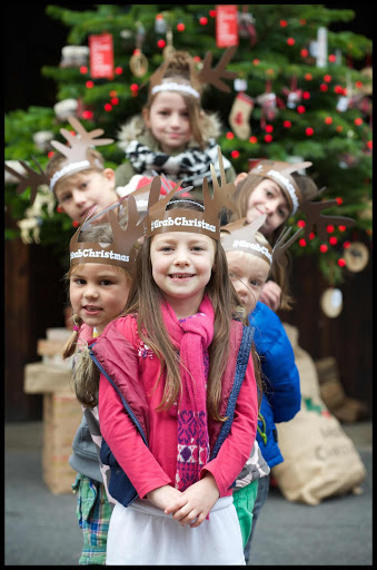 Grab Christmas by the antlers at National Trust sites in December. Photo by Rob McDougall