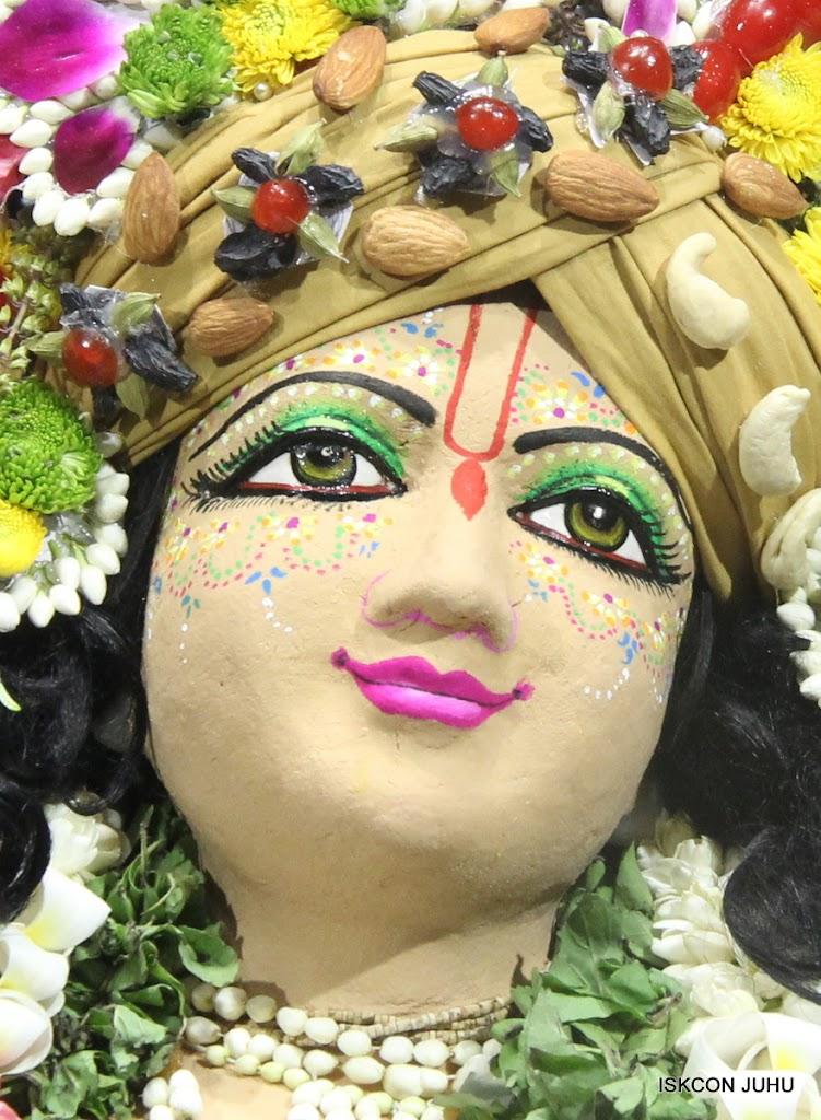 ISKCON Juhu Chandan yatara Deity Darshan on 9th May 2016 (8)