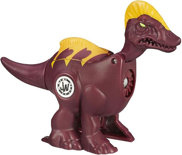 Đồ chơi Khủng long Đầu sừng Corythosaurus Chiến đấu Jurassic World Hasbro