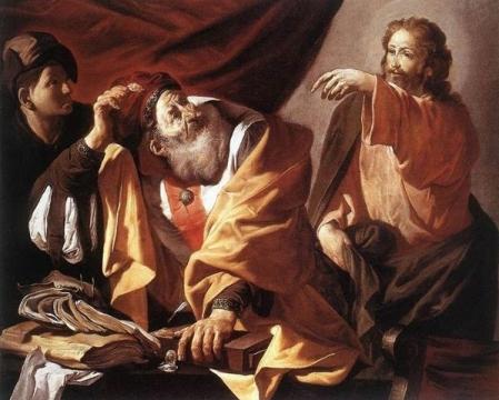 No elles dziļumiem svēto padomē