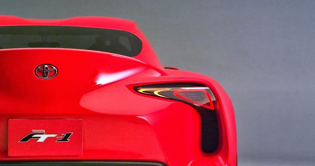 Toyota FT-1 Concept 7