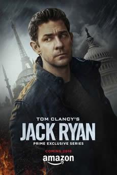Baixar Filme Jack Ryan 1ª Temporada Completa (2018) Dublado Torrent Grátis