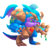 Antiguo Dragón Maremoto | Elder Seaquake Dragon
