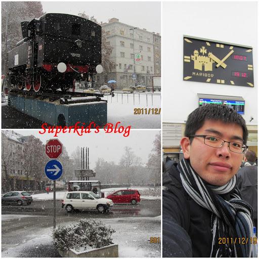2011,我在斯洛維尼亞Maribor