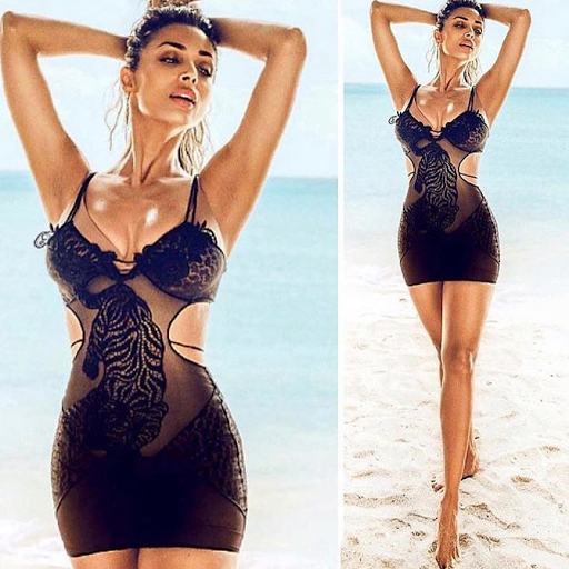 These photos of 47-year-old Malaika Arora will blow you away