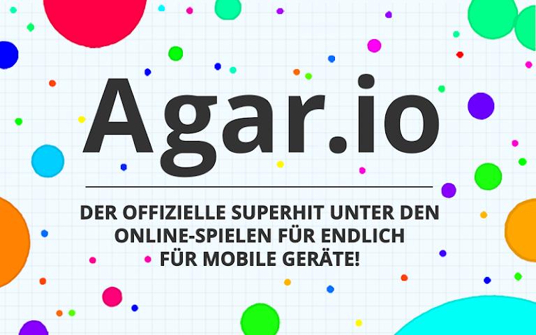android Agar.io Screenshot 0